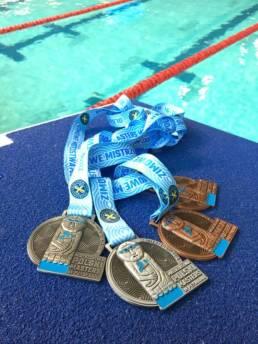 Mistrzostwa Pływackie w Olsztynie