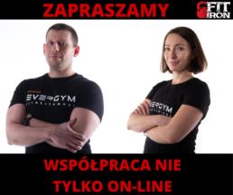 Trening nie tylko on-line