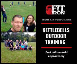 Trening Kettlebells Łódź