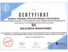 Trening motoryczny w Łodzi